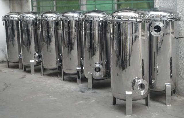 不锈钢保安过滤器- 各种口径厂家直销
